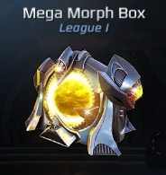 power rangers legacy wars mega morph box