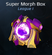 power rangers legacy wars super morph box