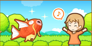 magikarp jump everyone's hero event