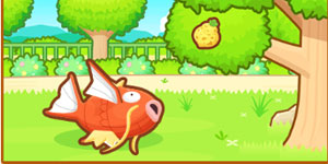 magikarp jump out of nowhere event
