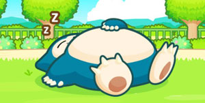 magikarp jump snoozing with snorlax event